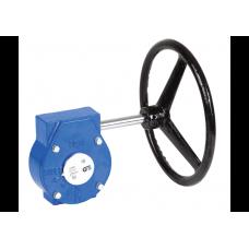 Редуктор GENEBRE 5975 для дисковых поворотных затворов DN50-150