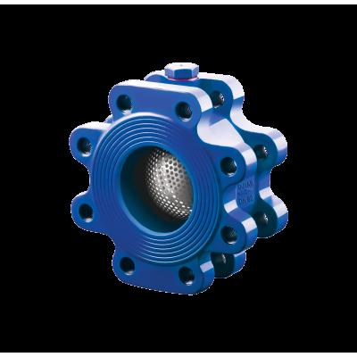 Фильтр сетчатый межфланцевый CVT-1010 DN100