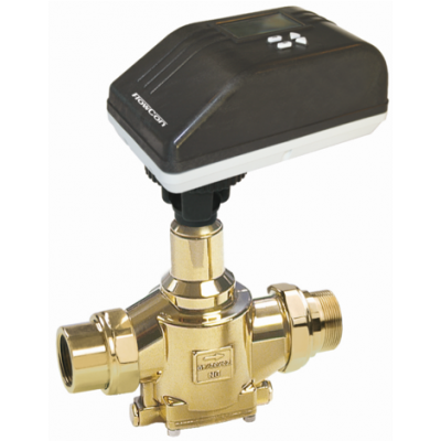 Независимый от давления динамический регулирующий клапан SM, Ду20мм, c измерительными ниппелями, FlOWCON