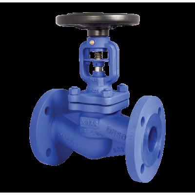 Вентиль (клапан) запорный Т-0160 DN32