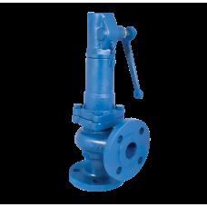 Предохранительный клапан Т-1515 пропорционального подъема DN100