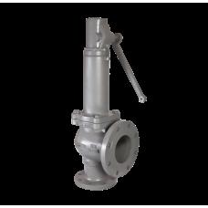Предохранительный клапан Т-1530 полного подъема DN100/150