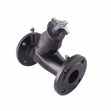 Фланцевый ручной балансировочный клапан T-3020 Ду40, DUYAR